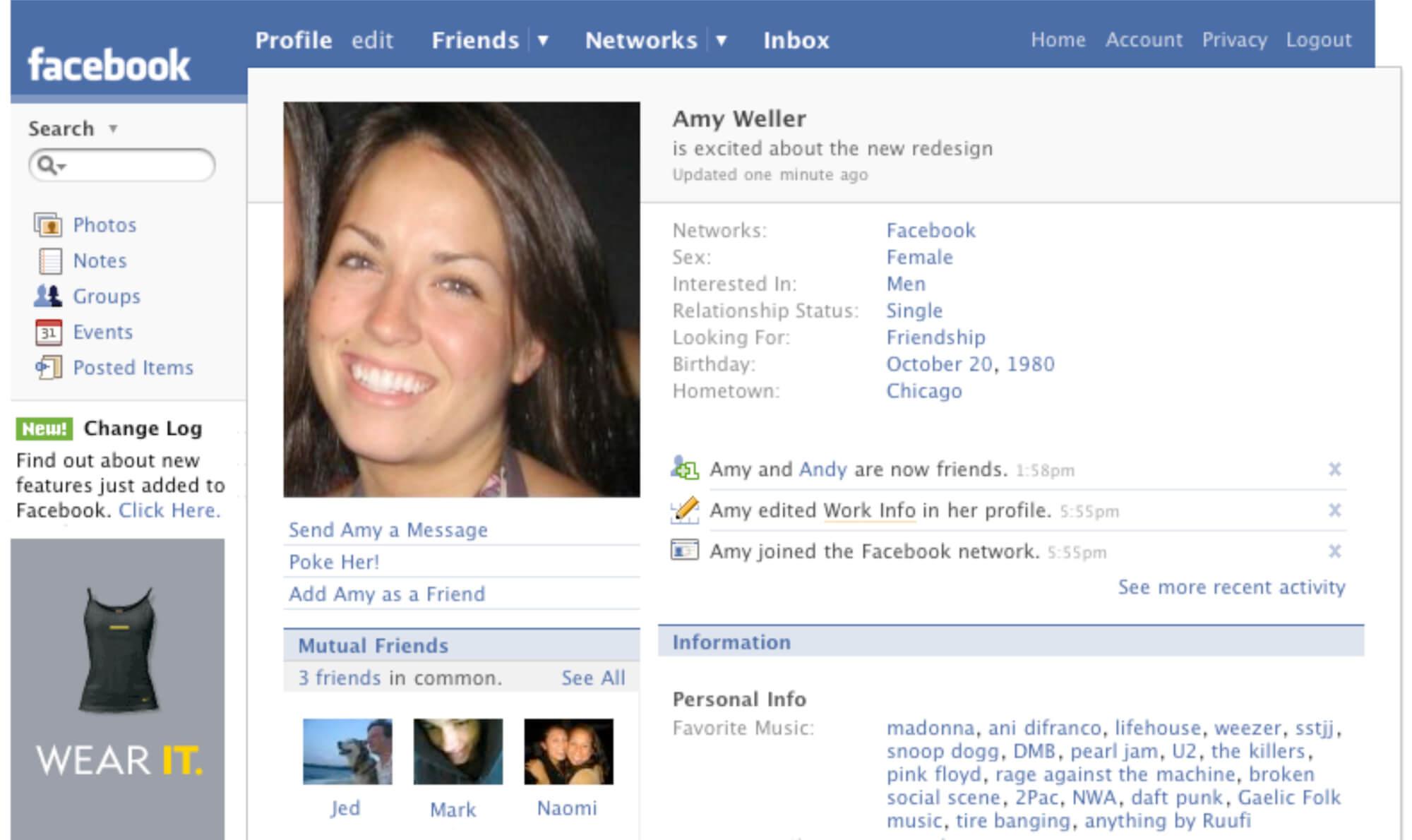Открыть фейсбук моя страница: Как войти в аккаунт Facebook