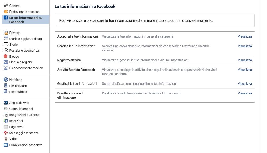 заблокировали рекламный аккаунт фейсбук
